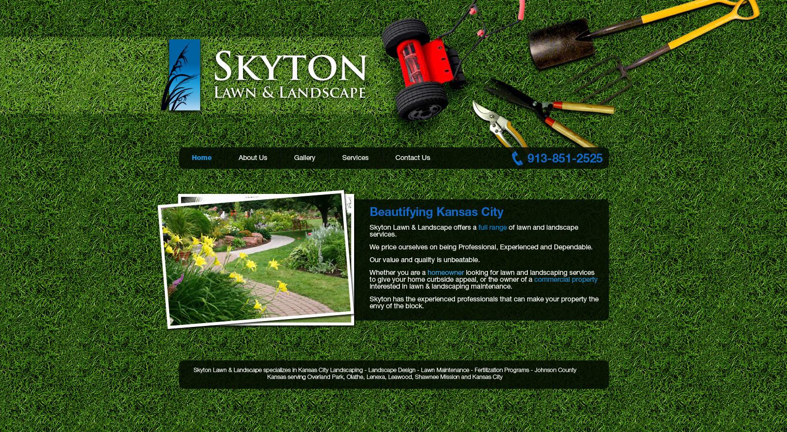 Skyton Main Page